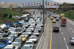 بررسی رفع مشکل ترافیک در شرق تهران/ جریمه صاحبان خودروهای فرسوده