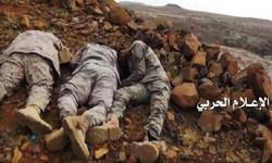 اليمن.. تدمير طقم لمرتزقة الجيش السعودي ومصرع طاقمه في حيران