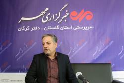 عبدالرضا چراغعلی مدیرکل امور اجتماعی استانداری گلستان
