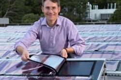 سلول خورشیدی ارزان