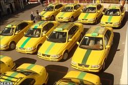 نرخ جدید کرایه تاکسی در سنندج ۱۷ درصد  افزایش یافت