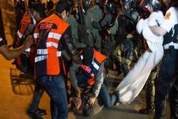 درگیری میان معترضان و پلیس در شهر «الحسیمه» مغرب