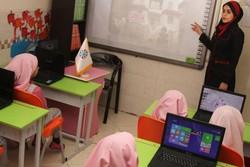 هوشمندسازی مدارس کلید خورد/ تولید محتوا توسط دانش آموز و معلم