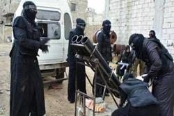 انتقال ۲۵۰ نفر از زنان داعشی به پایگاه شدادی در جنوب حسکه سوریه از سوی آمریکاییها