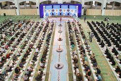 مراسم جمع خوانی قرآن کریم در حسینیه اعظم زنجان برگزار می شود
