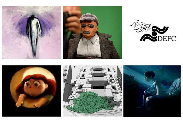 نمایش پنج فیلم مرکز گسترش در جشنواره انیمیشن کرواسی