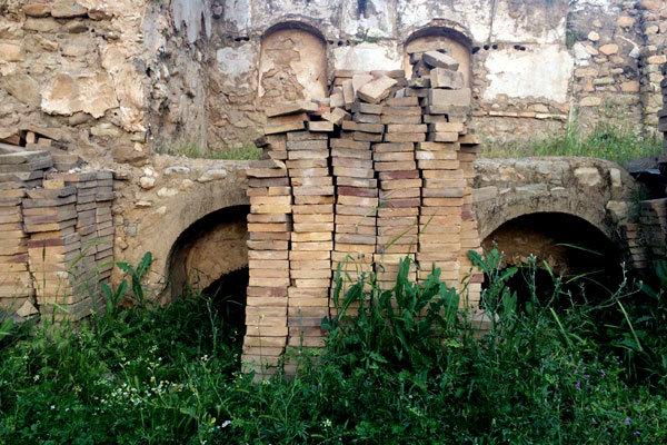 قلعه تاریخی خویدک مرمت شد