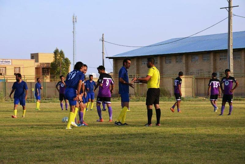 نتایج هفته بیست و ششم لیگ برتر بزرگسالان باشگاهی خوزستان به همراه جدول رده بندی