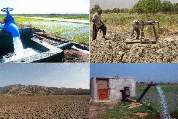 فرو نشست جدی زمین در روستای عصمت آباد و زلیخای شهرستان بوئین زهرا