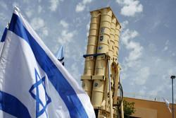 موشک اسرائیل