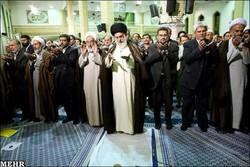 نماز جماعت رهبر معظم انقلاب