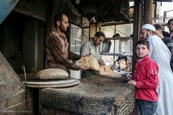 زندگی در یکی از شهرهای تحت محاصره سوریه