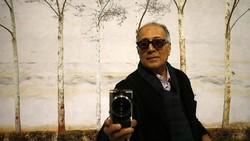 Iranian filmmaker Abbas Kiarostami