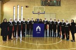 دانشگاه گلستان میزبان دور نخست سوپر لیگ (ب) بسکتبال بانوان کشور