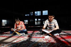 محفل انس با قرآن در حسینیه امام همدان