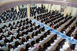 محفل انس با قرآن کریم با حضور قاری مصری