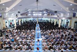 ہمدان میں محفل انس با قرآن