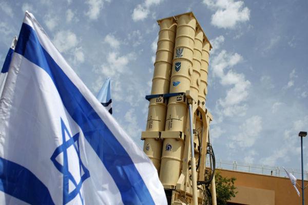 ئیسرائیل مووشهکی پێشکهوتووی تاقی کردهوه