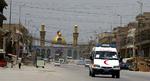 سبعة ضحايا من قوات الأمن في هجوم انتحاري شمال بغداد