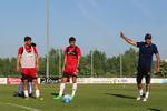 İran Futbol Milli Takımı Avusturya'da