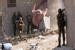 پیشرویهای ارتش سوریه در مرزهای مشترک با اردن