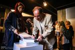 آیین رونمایی کتاب مروری به آثار خارجی گنجینه موزه هنر های معاصر تهران