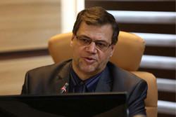 باقر لاریجانی معاون آموزشی وزارت بهداشت