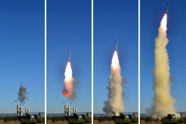 كوريا الشمالية: جربنا صاروخا لقنص حاملات الطائرات الأمريكية