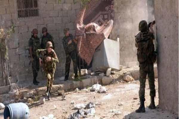 Suriye ordusundan Ürdün sınırına doğru başarılı ilerleyiş