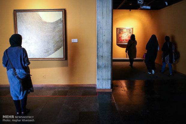 Tahran Çağdaş Sanatlar Müzesi'nde büyük tören