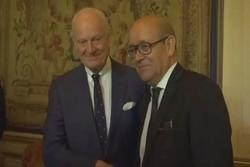فرانسه: اولویت در سوریه آتش بس است