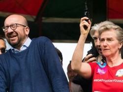بیلجیم کے وزیراعظم پستول کی آواز سے بہرے ہو گئے