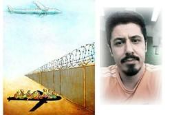 İranlı karikatürist Türkiye'de ikinci oldu