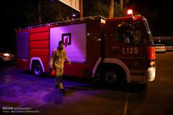 رمضان مردان آتشنشان