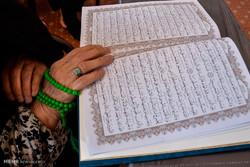 محفل انس با قرآن در گرگان