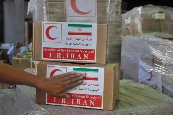 غزة تشكر ايران على مساندة الشعب الفلسطيني في رمضان /فيلم