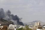 سعودی عرب کی یمن کے کئی صوبوں پر بمباری