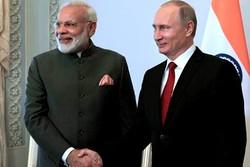 گفتگوی تلفنی پوتین و مودی درمورد مسائل دوجانبه