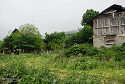 İran'ın Mazenderan eyaletinde turistik bir köy