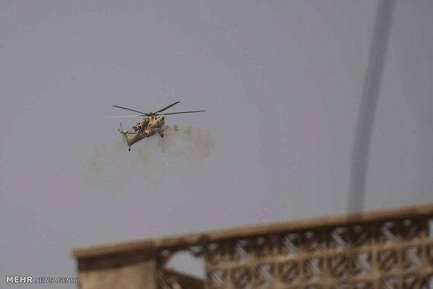 """""""قادمون يا نينوى"""" تعلن تحرير جنوب الزنجيلي في الموصل"""