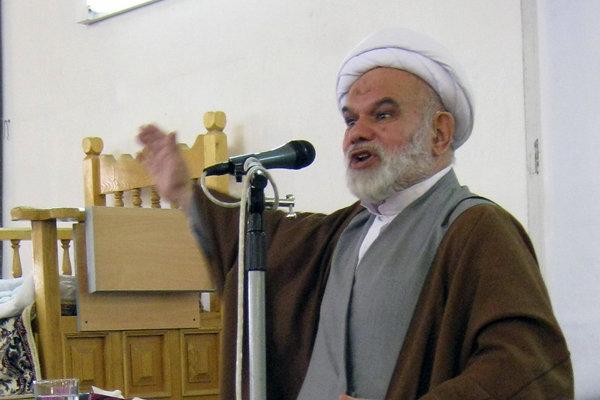 حجت الاسلام محمد باقر عبدوس امام جمعه موقت سمنان