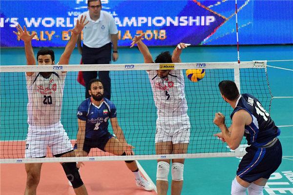 دیدار ایران و ایتالیا