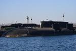 ورود زیردریایی هسته ای آمریکا به آبهای کره جنوبی