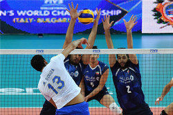 Iran concedes second defeat at FIVB World League