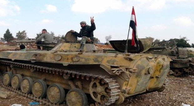 Syrian army kills scores of ISIL terrorists in Hama, Deir Ezzor