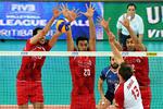 İran Dünya Ligi'ndeki ilk maçında başarısız kaldı