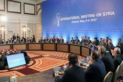 وزراء خارجية ایران وروسیا وترکیا سيناقشون بأستانا التعاون لحل الأزمة السورية