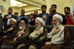 مراسم احياء الذكرى الثامنة والعشرين لرحيل الإمام الخميني (ره) في شيراز /صور