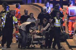 حمله تروریستی در قلب لندن
