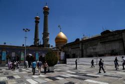 جزئیات حادثه حرم حضرت عبدالعظیم/ اخلالگران دستگیر شدند
